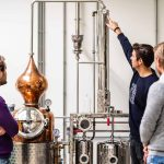 Distillery tour and tasting at Spirited Union Distillery in Amsterdam