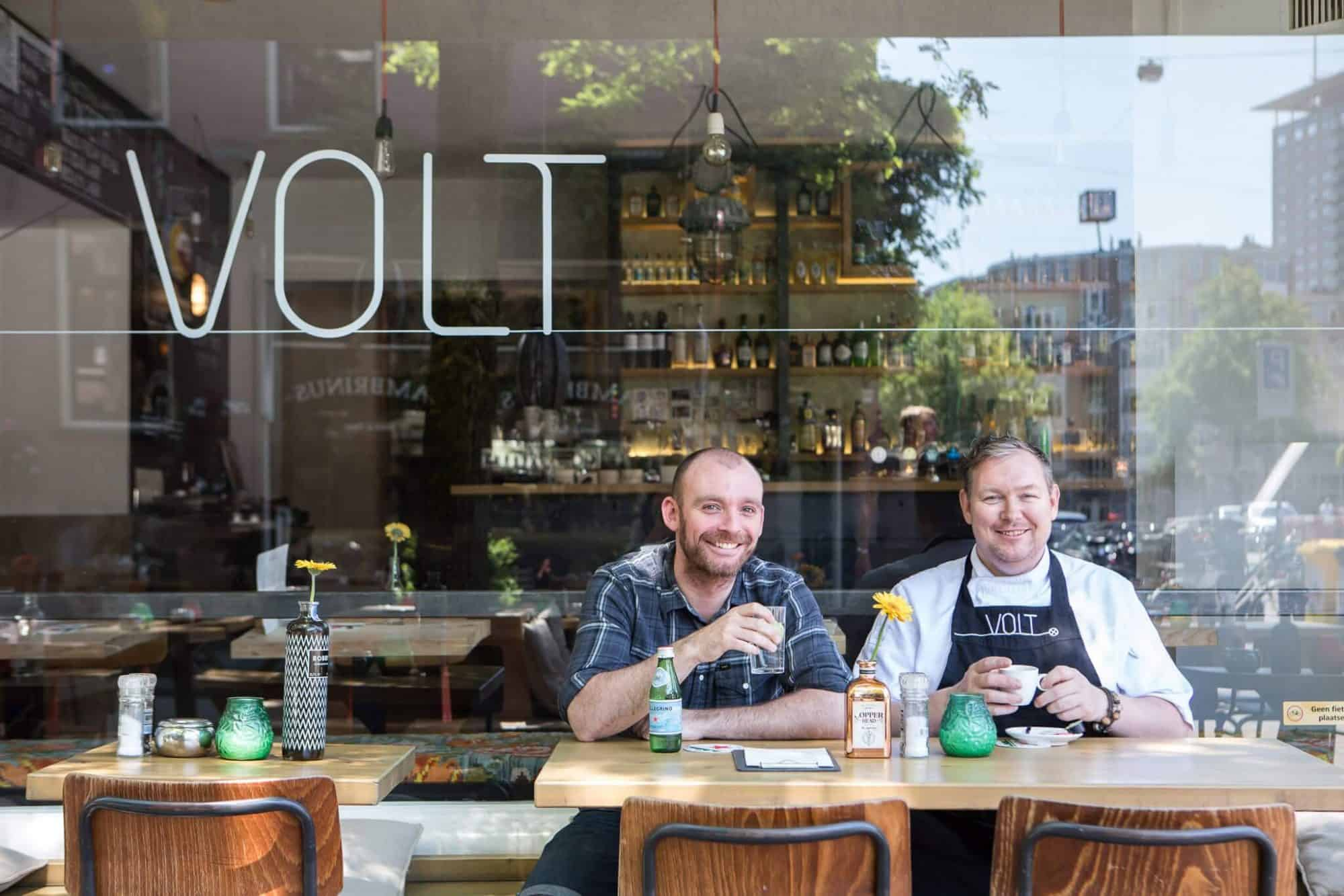 Volt Amsterdam Private Label Distilling