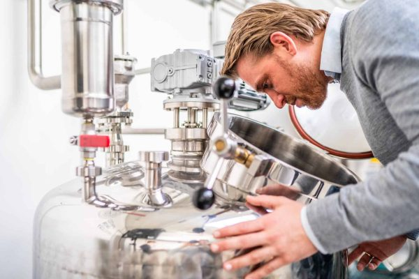 Workshop and tour at the Spirited Union Distillery in Amsterdam