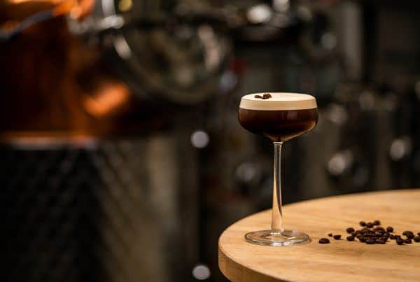 Espresso Martini bottled cocktail